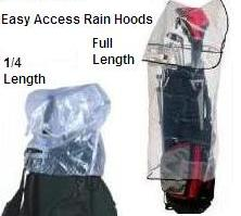 Golf Bag Rain Hoods