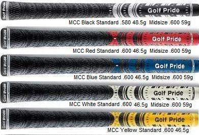 Golf Pride New Decade Multicompound Grips
