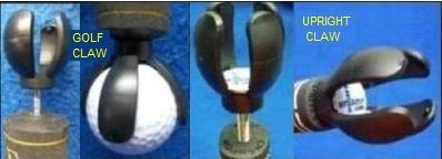 Upright Golf Claw Ball Retriever